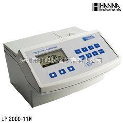 深圳現貨供應HI83414 臺式濁度余氯總氯測定儀