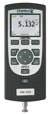 chatillon数字推拉力计DFE II-010数字推拉力计