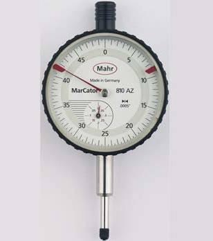 德国Mahr马尔小尺寸机械百分表803AZ