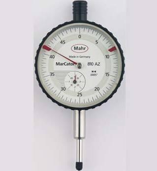 德国Mahr马尔机械百分表810AZ