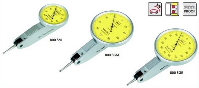 德国Mahr杠杆表高精度型800SM