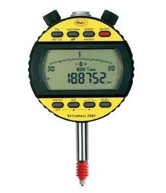 德国Mahr数显电感比较仪2000、2001