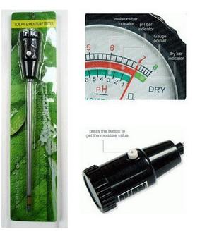 土壤PH計/土壤酸堿度濕度檢測儀(優勢