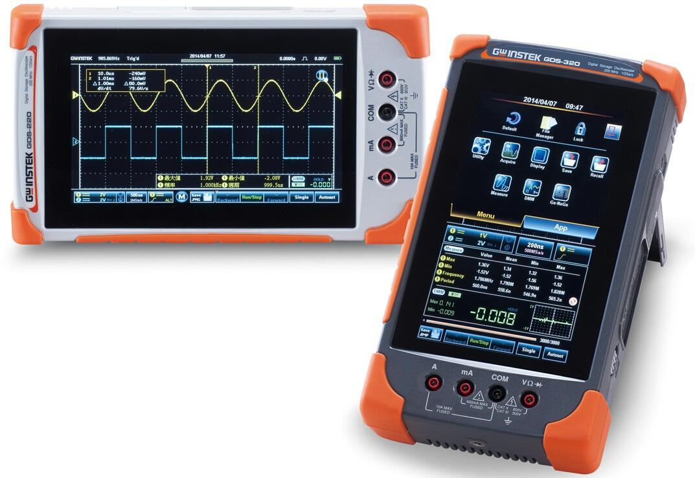GDS-200300手持示波器