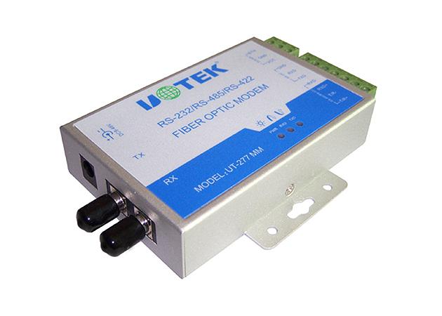 RS-232422485转光纤转换器