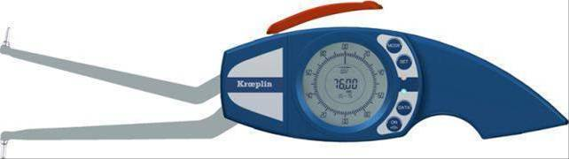 KROEPLIN德国内卡规F435
