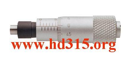 螺旋測微器/微分頭(國產) 型號:CLH12-242(0-25mm)庫號:M280769   查看hh主要特點: