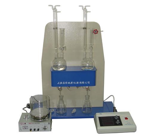 SYD-6532原油及其產品的鹽含量試驗器鹽含量測定儀上海昌吉鹽含量測試儀