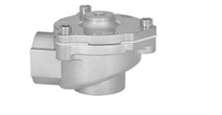 寶碩用于除塵系統的氣控隔膜閥