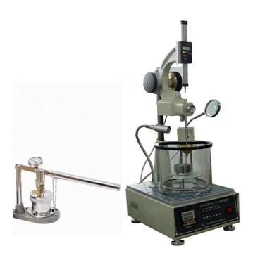 SYD-2801C針入度試驗器【帶恒溫浴】溫度數顯針入度試驗儀上海昌吉針入度儀