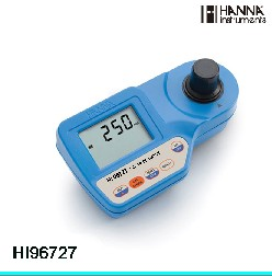 哈纳仪器&哈纳离子计色度计HI96727(HI93727)(哈纳HANNA)铂钴色度(Pt-Co)测定仪