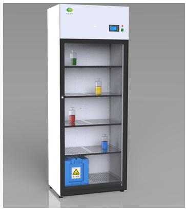 昆明凈氣型儲藥柜NS800  凈氣型藥品柜 試劑柜 內循環藥品柜 自凈化藥品柜