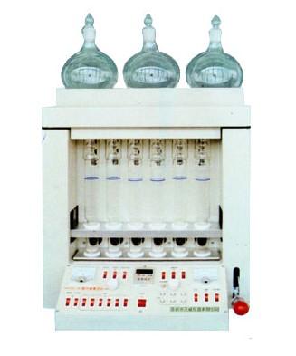 上海昕瑞粗纖維測定儀粗纖維測定儀