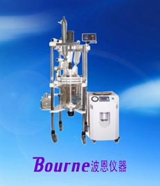 反應釜BN-FYSB5;雙層玻璃反應釜