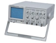 GOS- 635G台湾固纬带宽35MHz示波器