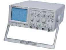 GOS- 652G台湾固纬带宽50MHz示波器