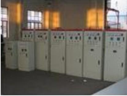 智能可控硅温控柜7台120kw