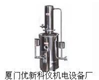 1810-B石英自動雙重純水蒸餾器1810-B型石英自動雙重純水蒸餾器
