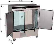 MEMMERT低溫培養箱ICP700