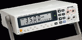 3540微電阻計