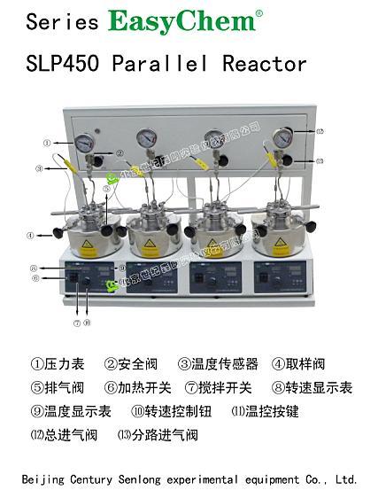 微型磁力反应釜