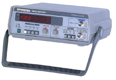 台湾固纬数字频率计数器GFC-8270H