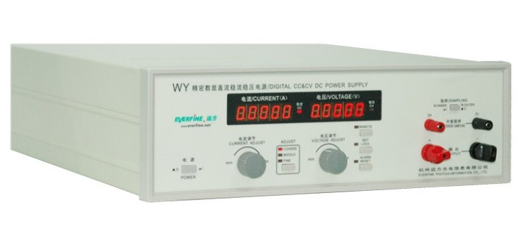 杭州远方60V5A精密数显直流稳压电源WY605