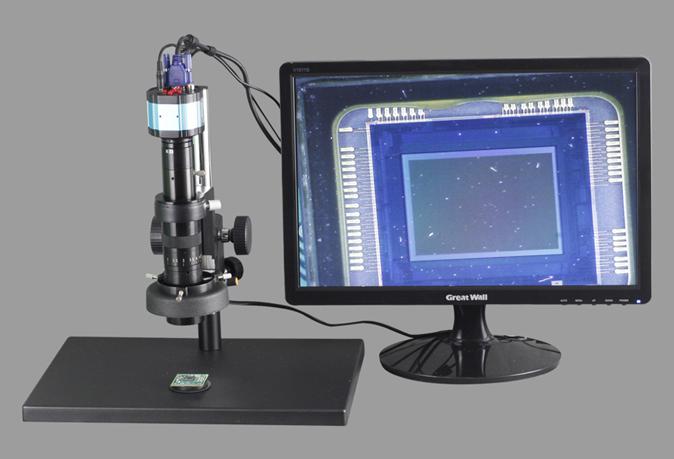 KRM-A系列電子數碼視頻顯微鏡