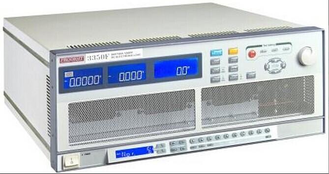 台湾博计3360F系列高电压直流电子负载