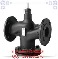 西門子電動溫控閥VVF43.150蒸汽調節閥