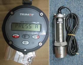 TRIMEC橢圓齒輪流量計