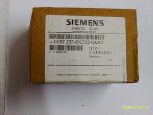 6ES72350KD220XA0 EM235 模拟量输入输出模块 4入1出