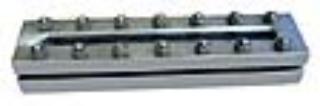HG5型焊接式玻璃板液位计