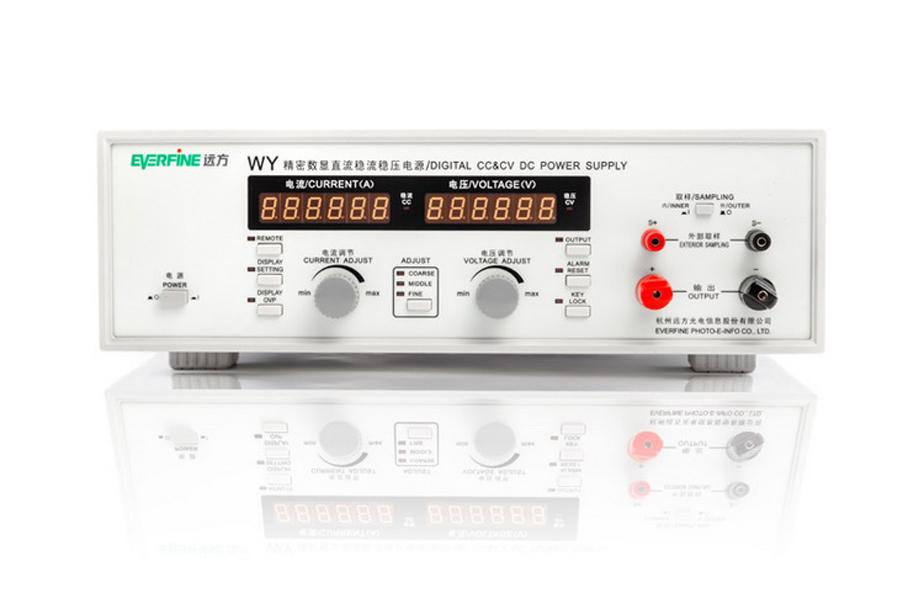 杭州远方精密数显直流稳流稳压电源WY3002