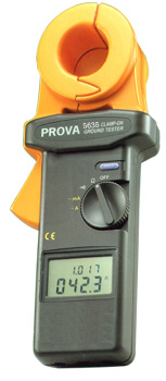 台湾泰仕记录型钳型接地电阻计PROVA5635