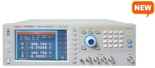 常州同惠精密型自动元件分析仪TH2829A