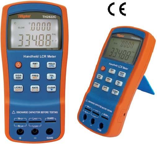 常州同惠精密型手持式LCR数字电桥TH2822C
