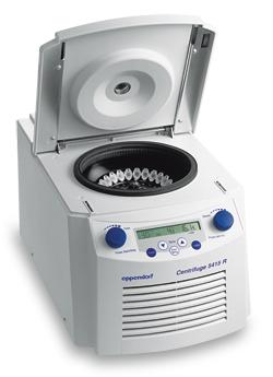 5415 R 小型高速冷冻离心机
