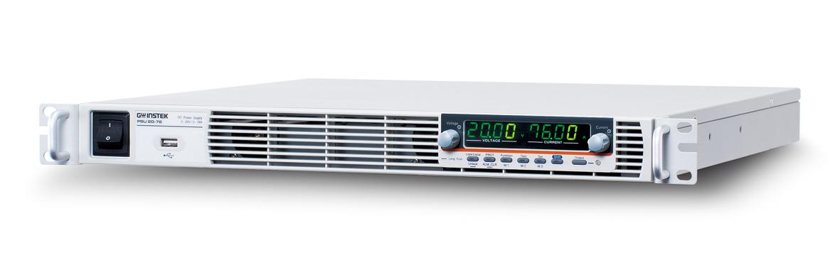 台湾固纬1520W可编程开关直流稳压电源PSU20-76