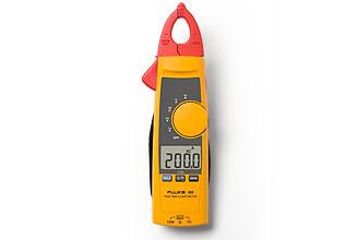 美国福禄克200A真有效值交直流钳表电流表F365