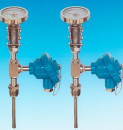 帶熱電偶(阻)雙金屬溫度計