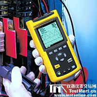 F43B電能質量分析儀|Fluke F43B電能質量分析儀|F43B美國福祿克電能質量分析儀