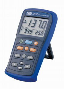 TES-1370红外线二氧化碳检测仪