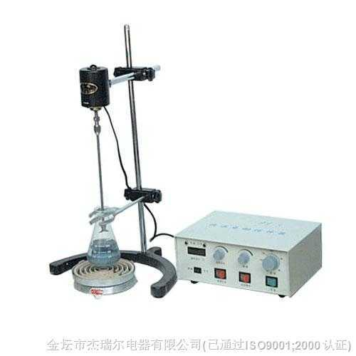 JJ-3控溫電動攪拌器