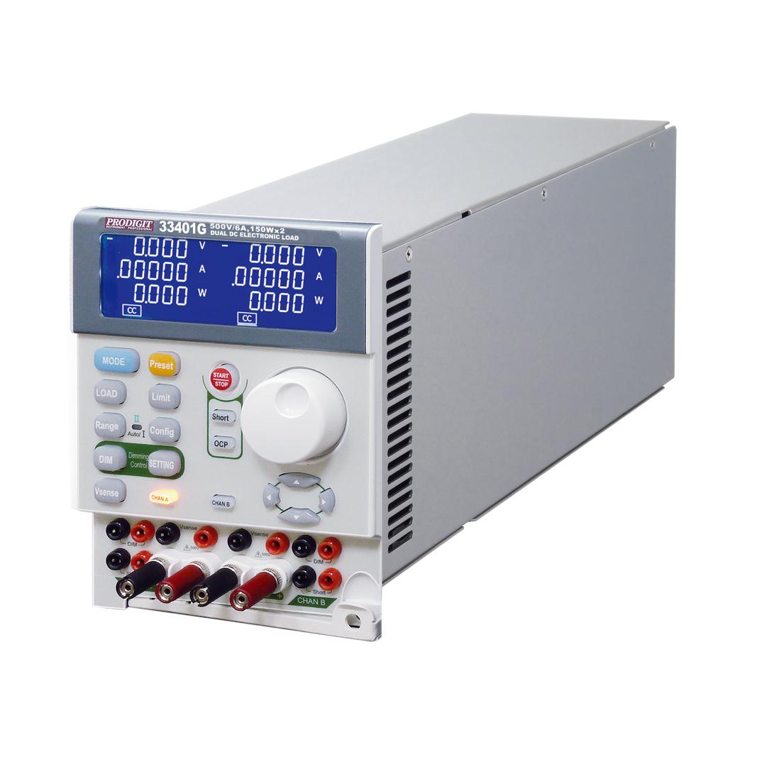 台湾博计LED 直流電子模擬負載33401G