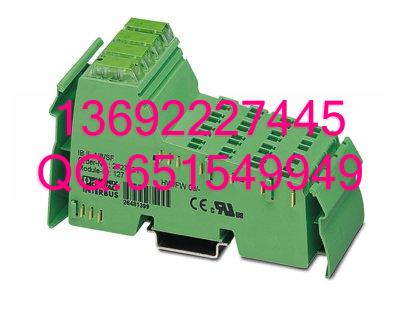 菲尼克斯2727831  IB IL AI 8-SF  INLINE模拟量输入模块
