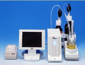 MKC-610卡氏水分測定儀