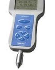 OXYBABY手持式氧氣二氧化碳檢測儀德國威特