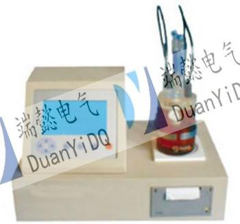 上海好的微量水分测定仪