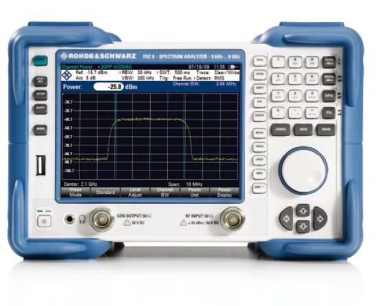R&S 頻譜分析儀